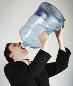 как надо правильно пить воду