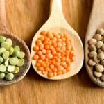 Зёрна чечевицы — состав, полезные свойства.