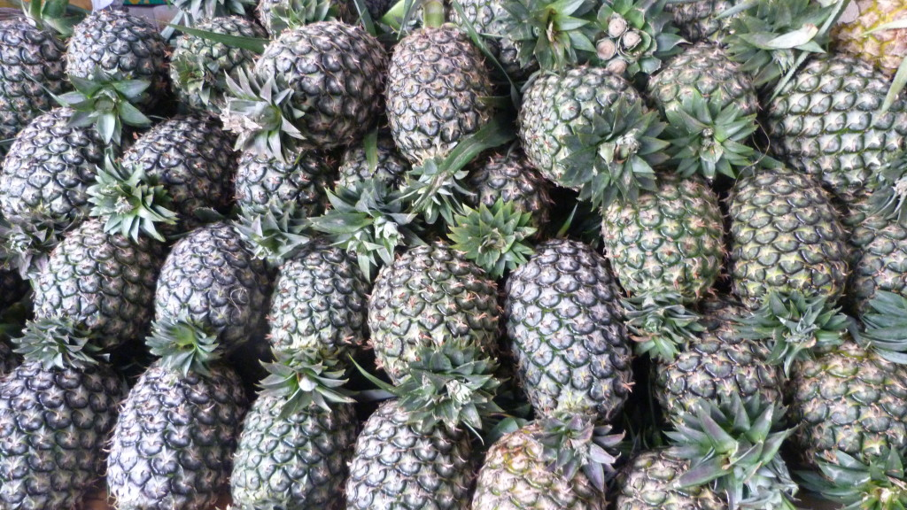 Мякоть ананаса-панацея?!