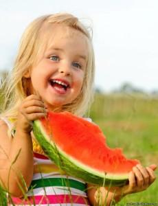 вегетарианство и дети