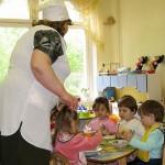 Питание ребенка вегетарианца в дошкольном учреждении.
