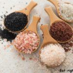 Какая соль лучше? Выбираем самую полезную соль для питания