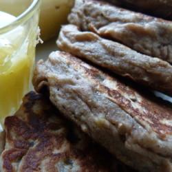 банановые оладьи рецепт