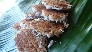 кокосовые блинчики