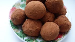 конфеты из кокосовой стружки