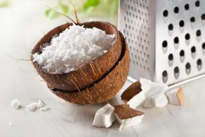 кокосовая стужка