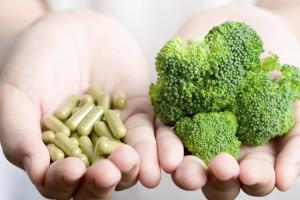 не усваиваются синтетические витамины