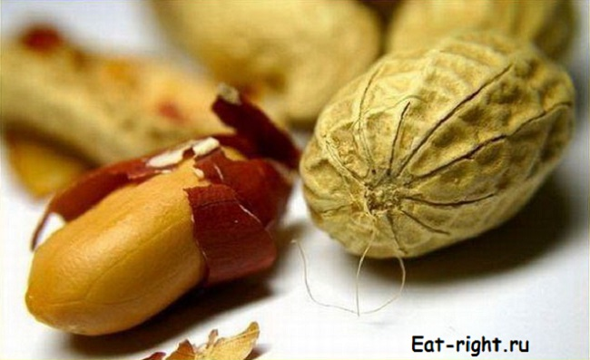 про арахис