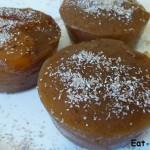 Десерт из хурмы с агар-агаром.