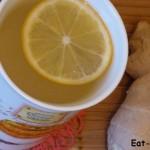 Рецепт имбирного чая от простуды. Польза чая с имбирём