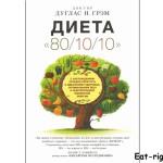 Дуглас Грэм и его книга «Диета 80/10/10»
