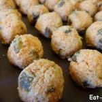 Очень простое и очень вкусное печенье без глютена.