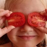 Почему я горжусь, что наши дети вегетарианцы