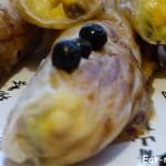 Спринг роллы рецепт с фруктовой начинкой