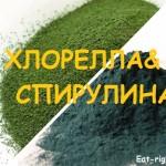 Спирулина и хлорелла — выбираем победителя. Часть 1: Чем отличается их состав?