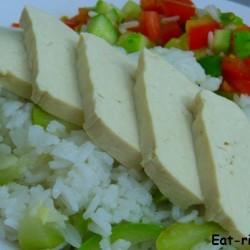 соевый тофу
