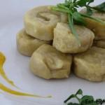 Нежнейшие картофельные ньокки из батата и рисовой муки