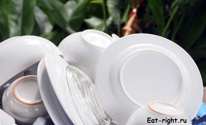 моющие средства для мытья посуды