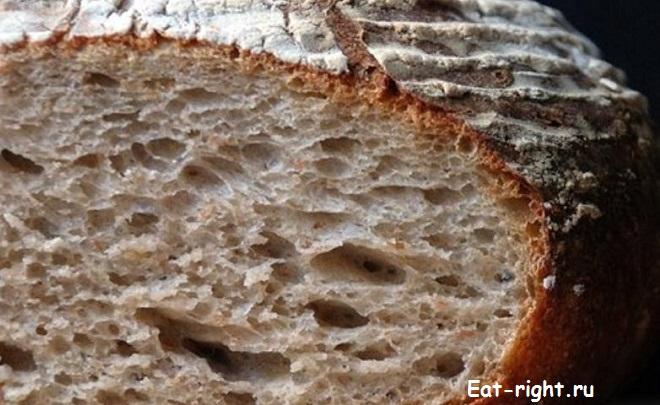 рецепты хлеба на закваске