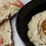 Рецепт хумуса из нута в домашних условиях
