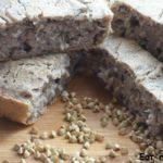 Готовим вкуснейший и мега-полезный гречневый хлеб из зелёной гречки