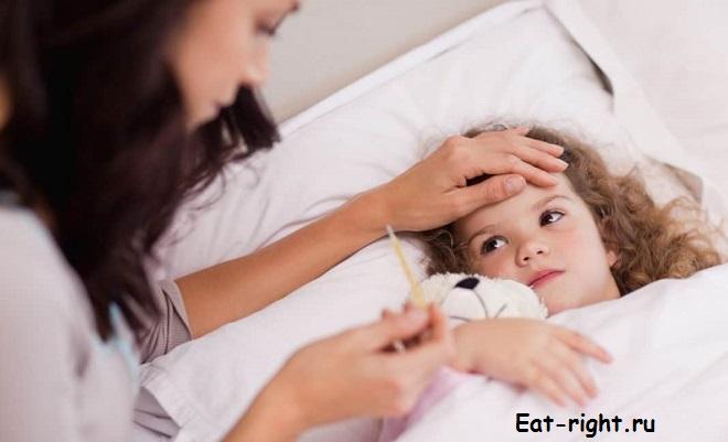 нужно ли сбивать температуру у ребенка