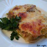 Овощная лазанья — самый вкусный и очень простой рецепт. Попробуй Италию на вкус!
