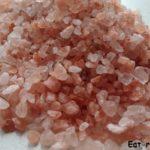 Розовая соль c Гималаев. Чем интересна для здорового питания?