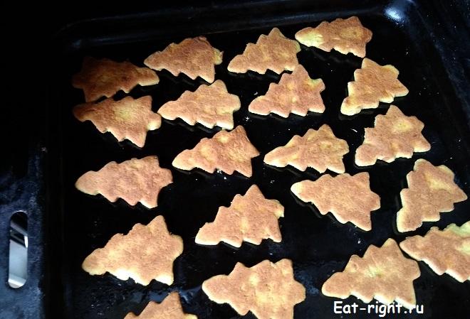 рецепт крекеров