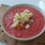 Рецепт супа Гаспачо. Готовим полезное и вкусное испанское блюдо