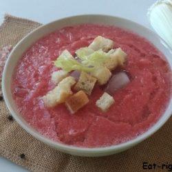 рецепт супа гаспачо
